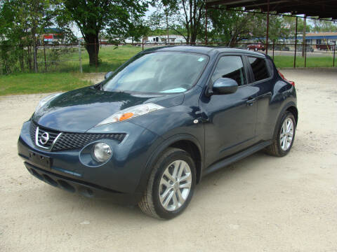 2013 Nissan JUKE for sale at Texas Truck Deals in Corsicana TX