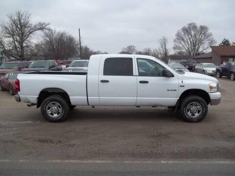 2008 Dodge Ram Pickup 1500 for sale at BRETT SPAULDING SALES in Onawa IA