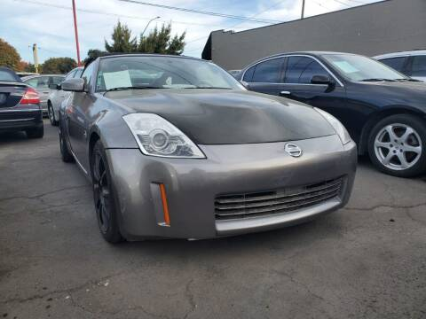 2007 Nissan 350Z for sale at McHenry Auto Sales in Modesto CA