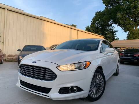 2013 Ford Fusion for sale at FLORIDA MIDO MOTORS INC in Tampa FL