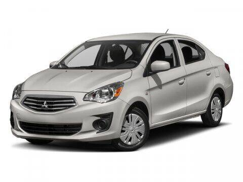 2017 Mitsubishi Mirage G4 for sale at DON'S CHEVY, BUICK-GMC & CADILLAC in Wauseon OH
