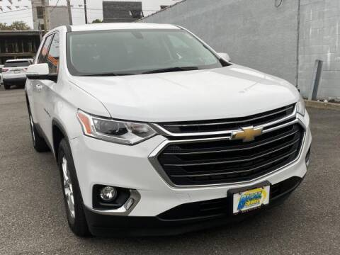 2019 Chevrolet Traverse for sale at BICAL CHEVROLET in Valley Stream NY