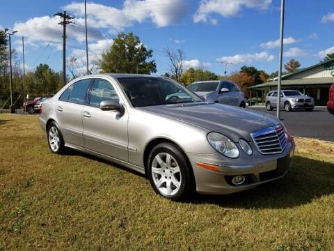 2008 Mercedes-Benz E-Class for sale at Ridgeway's Auto Sales in West Frankfort IL