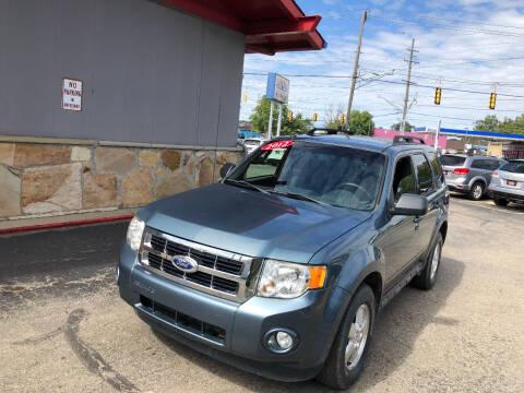 2012 Ford Escape for sale at Drive Max Auto Sales in Warren MI