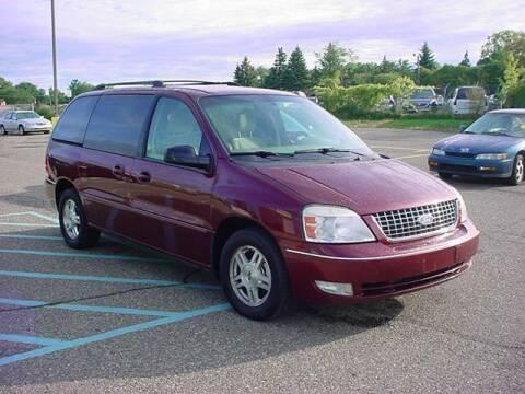 2006 Ford Freestar for sale at VOA Auto Sales in Pontiac MI