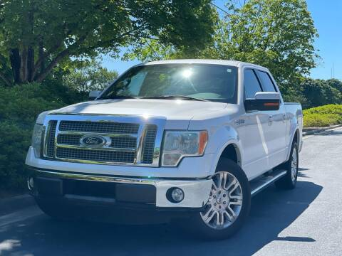 2011 Ford F-150 for sale at William D Auto Sales in Norcross GA