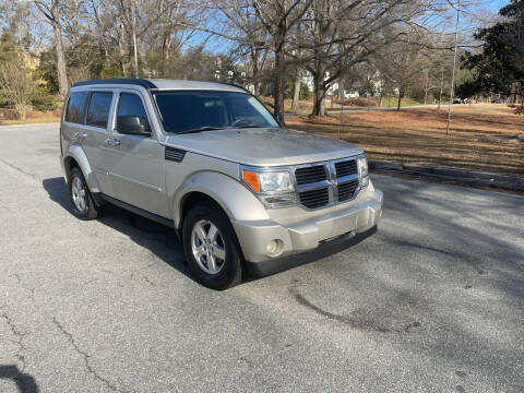 2008 Dodge Nitro for sale at Bull City Auto Sales and Finance in Durham NC