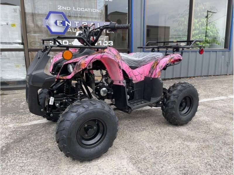 2021 TAOTAO D125 for sale at Chehalis Auto Center in Chehalis WA