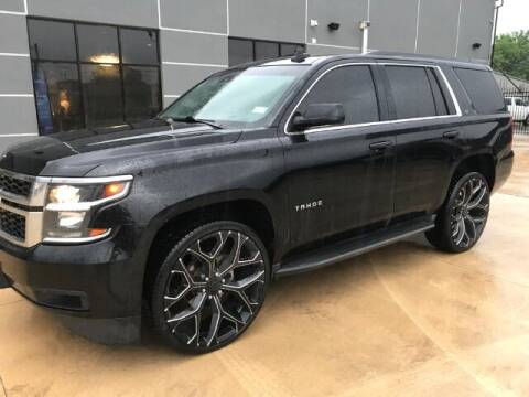 2015 Chevrolet Tahoe for sale at Eurospeed International in San Antonio TX