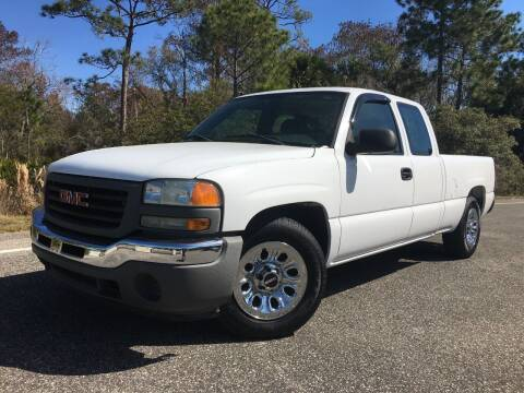 2007 GMC Sierra 1500 Classic for sale at VICTORY LANE AUTO SALES in Port Richey FL