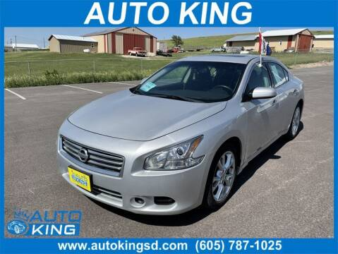 2013 Nissan Maxima for sale at Auto King in Rapid City SD