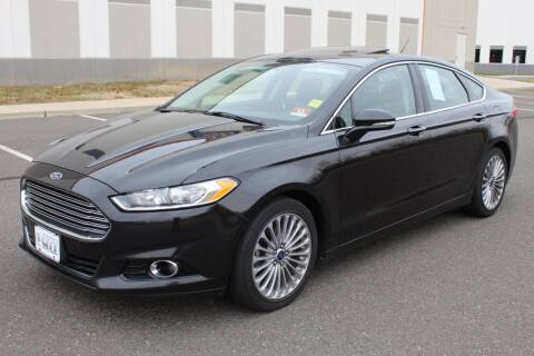 2013 Ford Fusion for sale at Bucks Autosales LLC - Bucks Auto Sales LLC in Levittown PA
