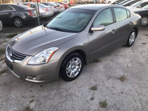 2012 Nissan Altima for sale at Quality Auto Group in San Antonio TX