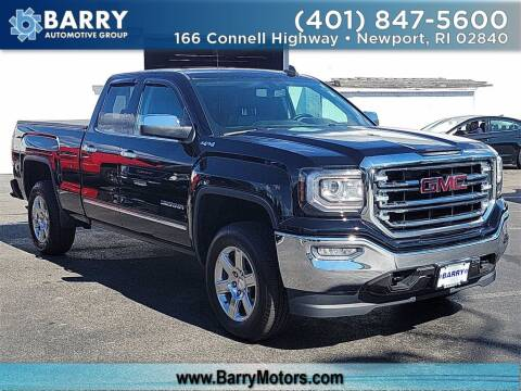 2017 GMC Sierra 1500 for sale at BARRYS Auto Group Inc in Newport RI