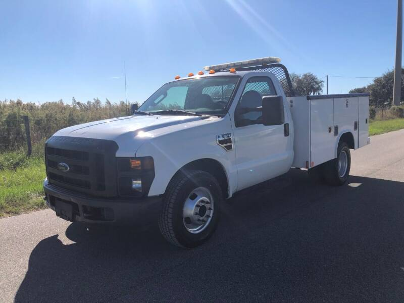 2009 Ford F-350 Super Duty for sale at S & N AUTO LOCATORS INC in Lake Placid FL