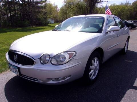 2005 Buick LaCrosse for sale at American Auto Sales in Forest Lake MN