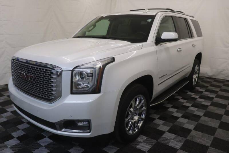 2017 GMC Yukon for sale at AH Ride & Pride Auto Group in Akron OH