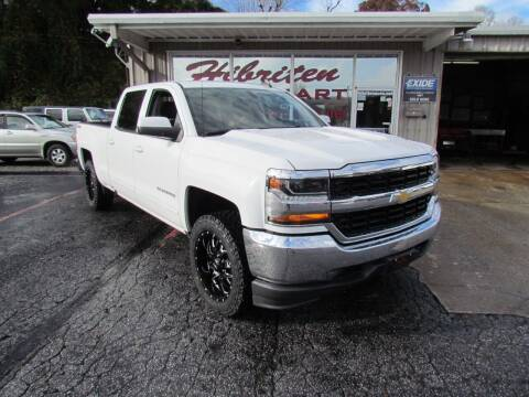 2016 Chevrolet Silverado 1500 for sale at Hibriten Auto Mart in Lenoir NC