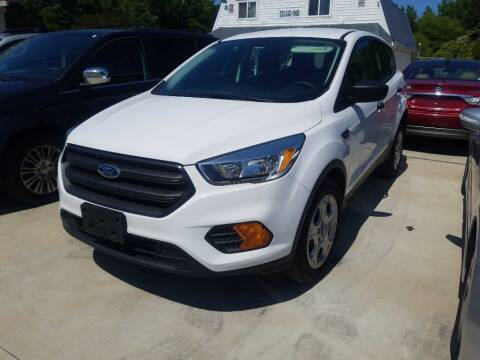 2017 Ford Escape for sale at Complete Auto Credit in Moyock NC