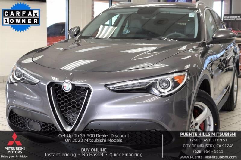 2018 Alfa Romeo Stelvio for sale in City Of Industry, CA