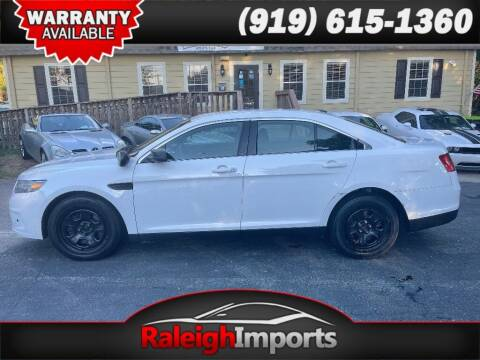 2013 Ford Taurus for sale at Raleigh Imports in Raleigh NC