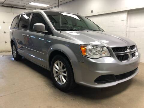 2015 Dodge Grand Caravan for sale at Perrys Certified Auto Exchange in Washington IN