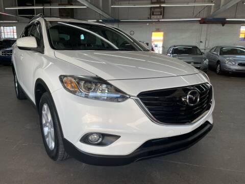 2015 Mazda CX-9 for sale at John Warne Motors in Canonsburg PA
