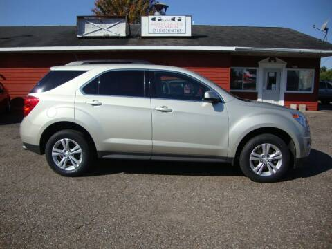 2014 Chevrolet Equinox for sale at G and G AUTO SALES in Merrill WI