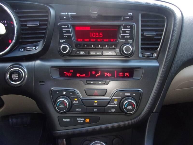 2013 Kia Optima EX 4dr Sedan - Lanham MD