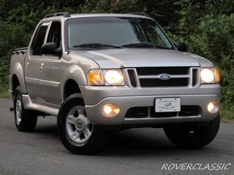 2004 Ford Explorer Sport Trac for sale at Isuzu Classic in Cream Ridge NJ