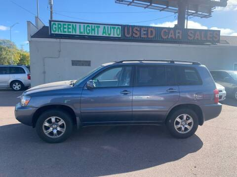 2006 Toyota Highlander for sale at Green Light Auto in Sioux Falls SD