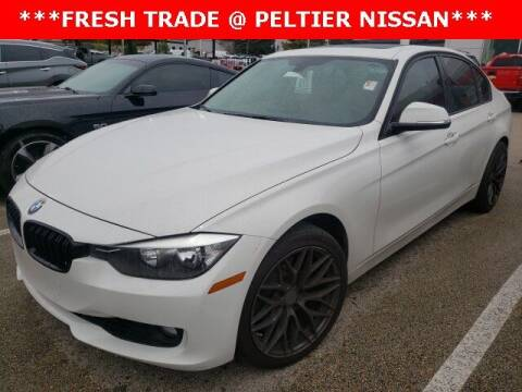 2014 BMW 3 Series for sale at TEX TYLER Autos Cars Trucks SUV Sales in Tyler TX