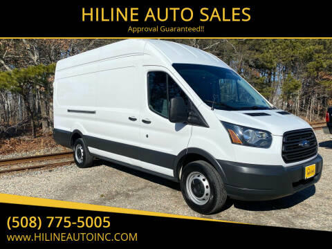 2016 Ford Transit Cargo for sale at HILINE AUTO SALES in Hyannis MA