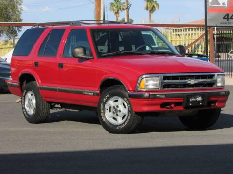 1997 Chevrolet Blazer for sale at Best Auto Buy in Las Vegas NV