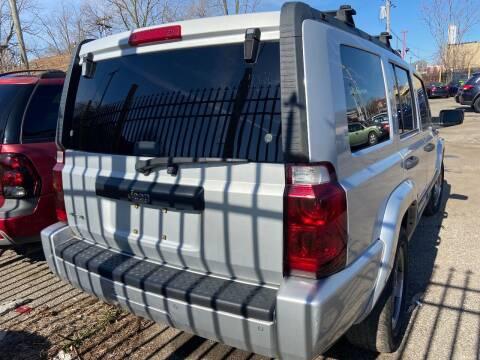 2006 Jeep Commander for sale at Automotive Center in Detroit MI