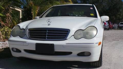 2003 Mercedes-Benz C-Class for sale at Southwest Florida Auto in Fort Myers FL