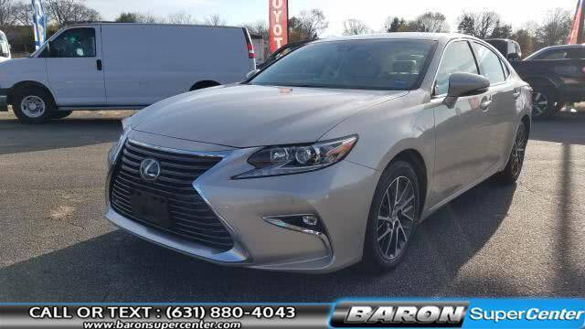 2017 Lexus ES 350 for sale at Baron Super Center in Patchogue NY