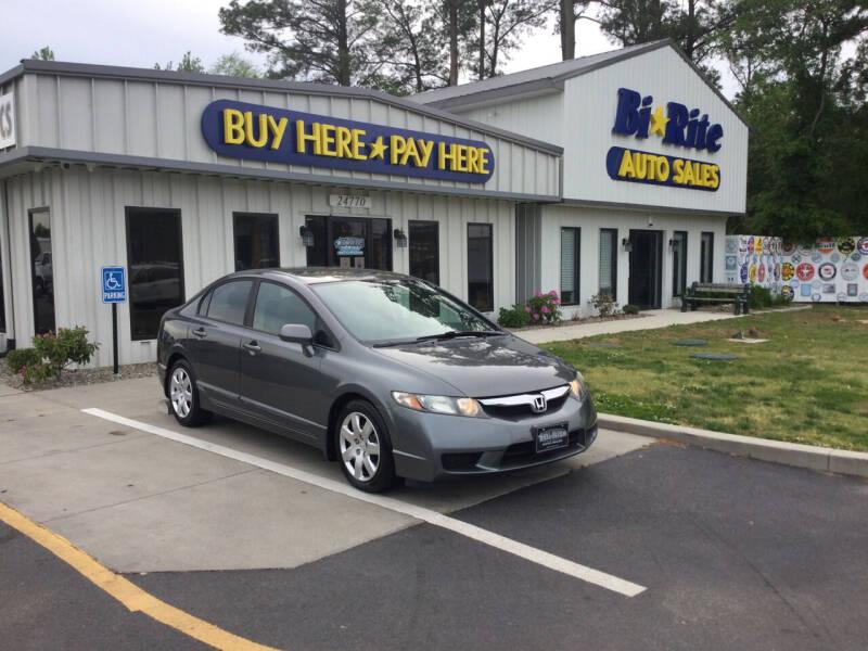 2011 Honda Civic for sale at Bi Rite Auto Sales in Seaford DE
