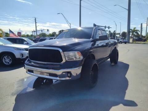 2016 RAM Ram Pickup 1500 for sale at BC Motors PSL in West Palm Beach FL