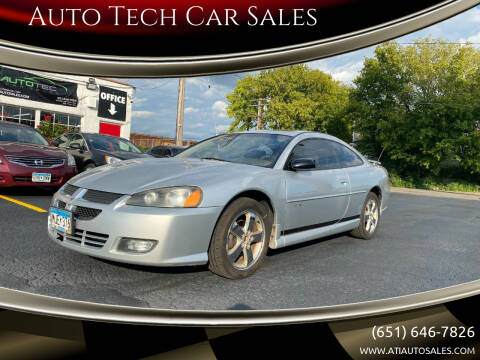 2004 Dodge Stratus for sale at Auto Tech Car Sales in Saint Paul MN