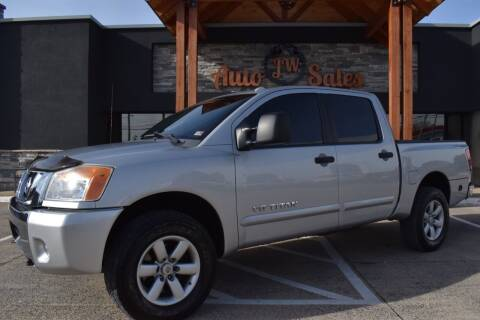 2011 Nissan Titan for sale at JW Auto Sales LLC in Harrisonburg VA