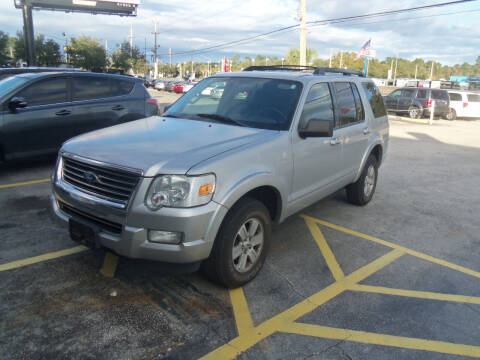2009 Ford Explorer for sale at ORANGE PARK AUTO in Jacksonville FL