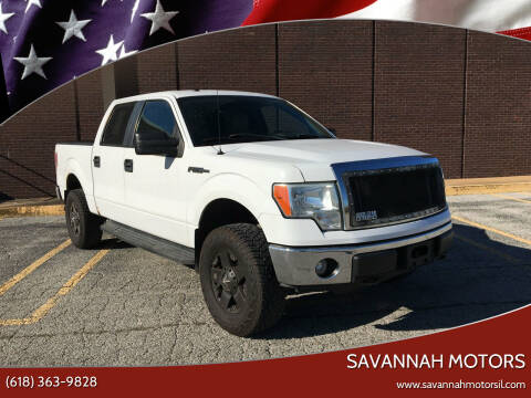 2010 Ford F-150 for sale at Savannah Motors in Cahokia IL
