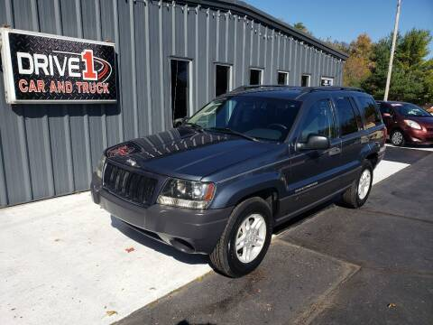 2004 Jeep Grand Cherokee for sale at Drive 1 Car & Truck in Springfield OH