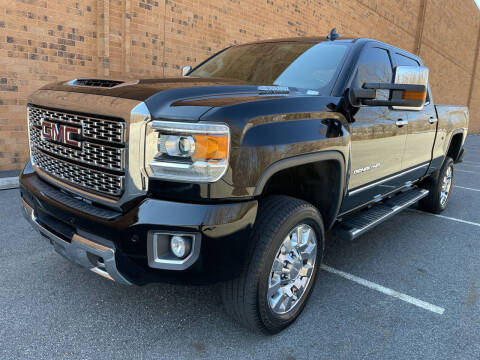 2018 GMC Sierra 2500HD for sale at Vantage Auto Wholesale in Lodi NJ
