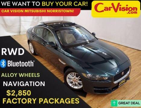 2017 Jaguar XE for sale at Car Vision Mitsubishi Norristown in Trooper PA