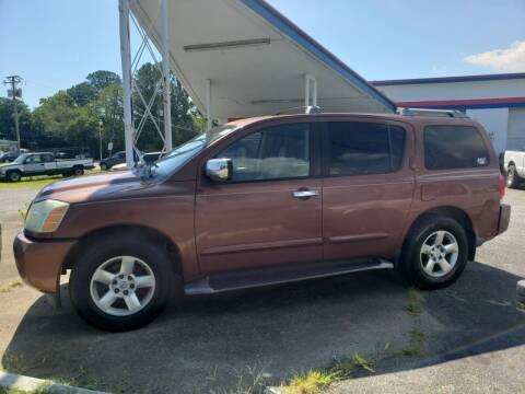 2004 Nissan Armada for sale at Americar in Virginia Beach VA