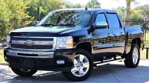 2011 Chevrolet Silverado 1500 for sale at Texas Auto Corporation in Houston TX