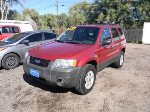 2006 Ford Escape for sale at Cimino Auto Sales in Fountain CO