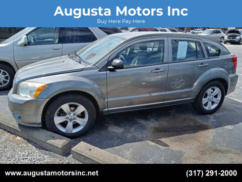 2011 Dodge Caliber for sale at Augusta Motors Inc in Indianapolis IN